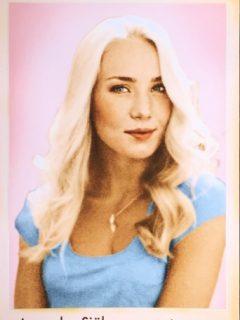 Amanda frisör på Claar & Co