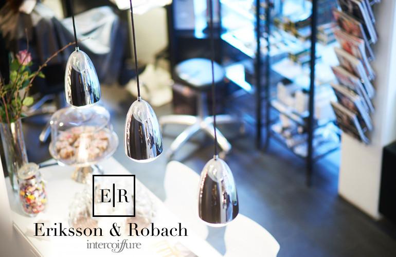 Stor stämningsbild Intercoiffure Eriksson & Robach