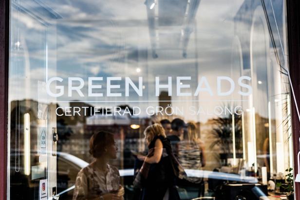 Stor stämningsbild Green Heads
