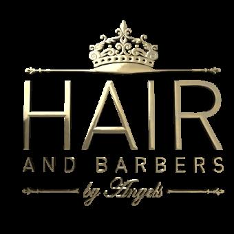 Logo Hair by Angels