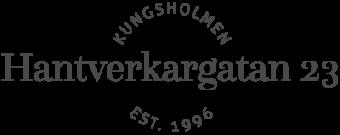 Logo Salong Hantverkargatan 23
