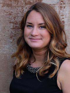 Jessica frisör på Ålstens Hårbutik