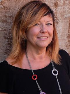 Susanne frisör på Ålstens Hårbutik