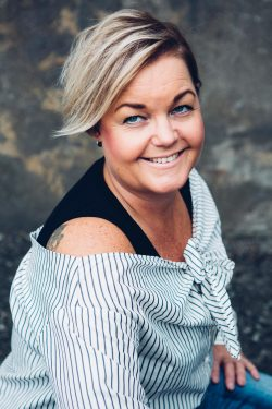 Jessica Casperson. Frisör/Ägare