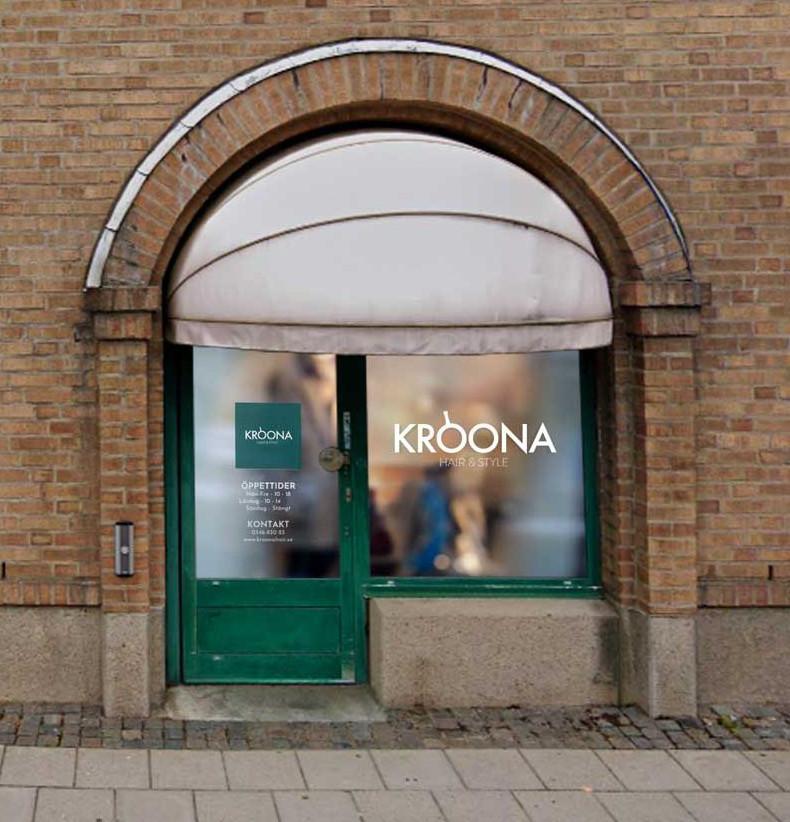 Stor stämningsbild Kroona Hair & Style