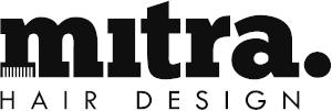 Logo Mitra Hair Design