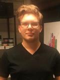 Oliver frisör på Salong Charme