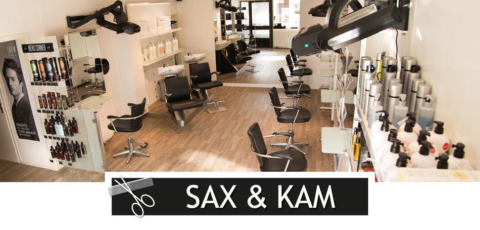 Stor stämningsbild Sax & Kam
