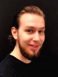Sebastian frisör på Salong Maxim