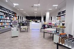 Hair & Shop Köping - Butiken