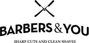 Logo Barbers & You