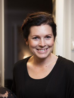 Louise frisör på Bergfeldts Frisörer