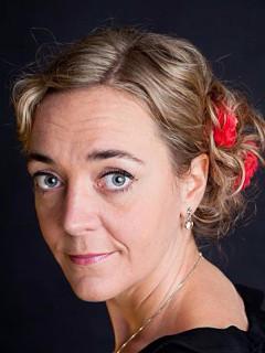 Teresia frisör på Bergfeldts Frisörer