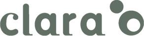 Logo Clara en frisörsalong