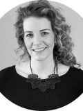 Elisabeth M frisör på CAU+CO