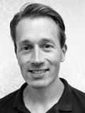 Greger frisör på Bergfeldts Frisörer
