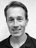 Greger frisör på Bergfeldts Herr & Damfrisering