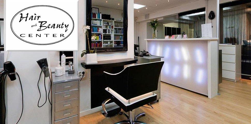 Stor stämningsbild Hair & Beauty Center