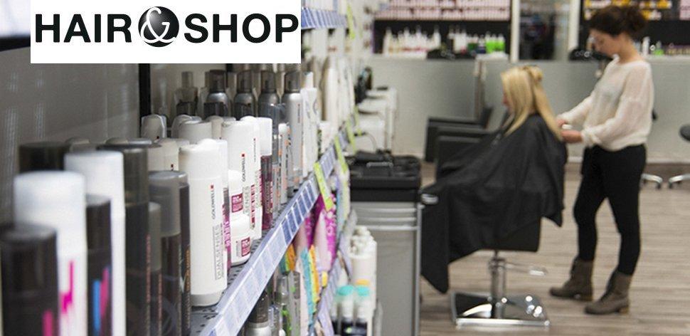 Stor stämningsbild Hair & Shop Köping