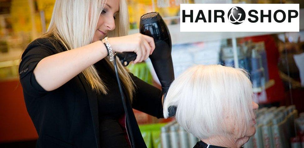 Stor stämningsbild Hair & Shop Västerås
