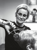 Pia frisör på Hårstället