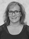 Marie-Louise frisör på Hårstudion