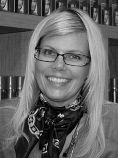 Mari frisör på Hårteam Ystad