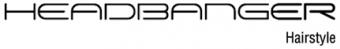 Logo Headbanger Hairstyle
