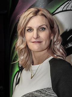 Pernilla frisör på Headlines