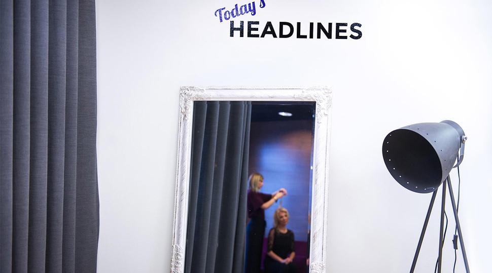 Stor stämningsbild Headlines
