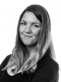 Rebecca frisör på Hultmarks Frisörer