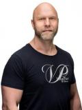 Johan frisör på Salong Popp i Topp