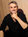 Kevin frisör på Skägg & Lockar