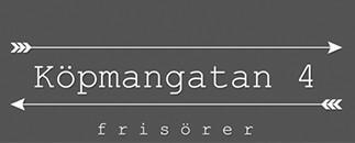 Logo Köpmangatan 4 Frisörer