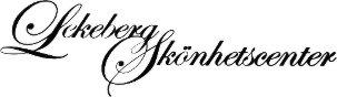 Logo Lekebergs Skönhetscenter
