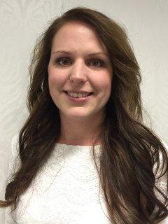Kristin frisör på Salong Team