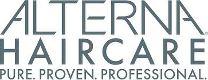 Logotyp varumärke Alterna