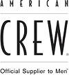 Logotyp varumärke American Crew