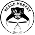 Logotyp varumärke Beardmonkey
