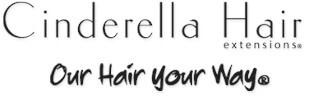 Logotyp varumärke Cinderella hair