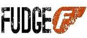 Logotyp varumärke Fudge