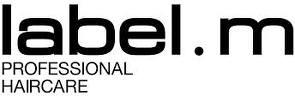 Logotyp varumärke label.m