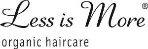 Logotyp varumärke Less Is More