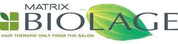 Logotyp varumärke Matrix Biolage