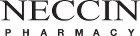 Logotyp varumärke neccin