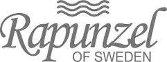 Logotyp varumärke Rapunzel of Sweden