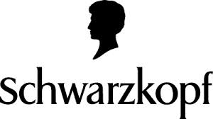 Logotyp varumärke Schwarzkopf