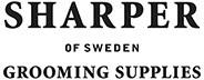 Logotyp varumärke Sharper sweden