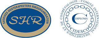 Logotyp varumärke SHR