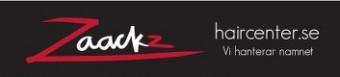 Logo Zaackz haircenter.se